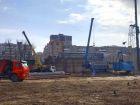 Ход строительства дома Литер 3 в ЖК Рубин - фото 1, Март 2021