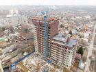 ЖК Царское село - ход строительства, фото 2, Февраль 2021