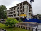 Ход строительства дома №1 в ЖК Премиум - фото 111, Июль 2017