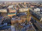 ЖК Вавиловский Дворик - ход строительства, фото 18, Январь 2020