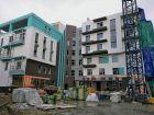 Ход строительства дома №1 в ЖК Премиум - фото 84, Ноябрь 2017