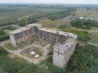 ЖК Открытие - ход строительства, фото 38, Июль 2020