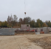 Ход строительства дома № 3 в ЖК Новый город -