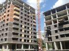 Ход строительства дома № 2 в ЖК Аврора - фото 42, Август 2019