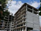Ход строительства дома № 1 в ЖК Покровский - фото 23, Июнь 2021