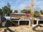 Ход строительства дома № 1 в ЖК Дом с террасами - фото 106, Июль 2015