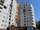ЖК Лайнер на Барминской - ход строительства, фото 4, Июль 2021