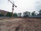 ЖК На Высоте - ход строительства, фото 33, Апрель 2020