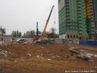Ход строительства дома № 8 в ЖК Красная поляна - фото 169, Октябрь 2015