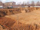 Ход строительства дома № 18 в ЖК Город времени - фото 120, Апрель 2019
