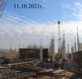 Ход строительства дома № 23 в ЖК Новая Кузнечиха -