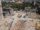 Ход строительства дома Литер 1 в ЖК Звезда Столицы - фото 41, Август 2019