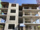 Ход строительства дома № 3 в ЖК Подкова на Родионова - фото 1, Сентябрь 2021