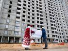 Ход строительства дома № 18 в ЖК Город времени - фото 48, Декабрь 2019