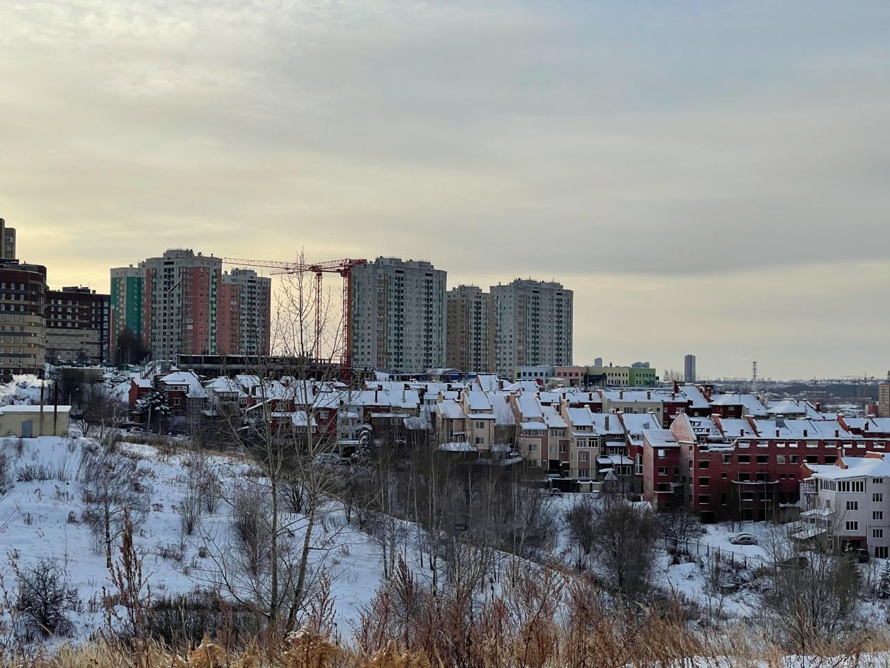 Количество сделок с ДДУ в Нижегородской области снизилось перед Новым годом - фото 1