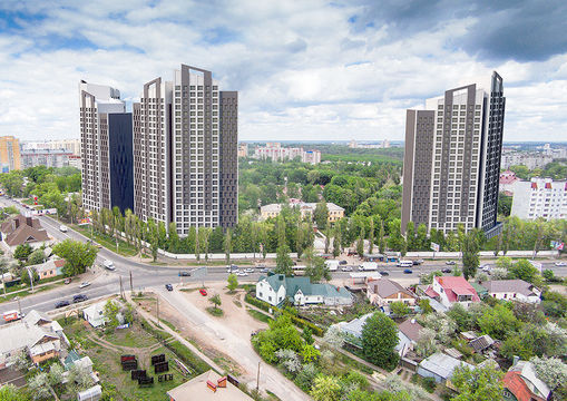 ЖК по ул. 45 Стрелковой Дивизии - фото 1