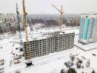 Ход строительства дома № 10 в ЖК Корабли - фото 36, Декабрь 2018