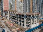 ЖК West Side (Вест Сайд) - ход строительства, фото 28, Март 2020