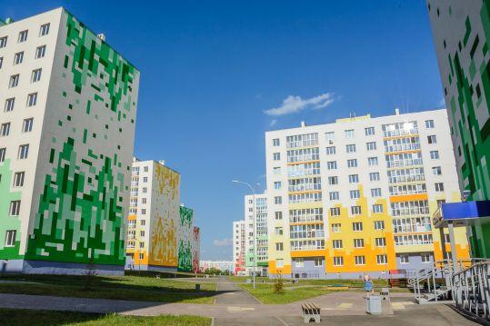 Дом № 1 в ЖК Видный - фото 5