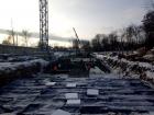 Жилой дом: ул. Сухопутная - ход строительства, фото 102, Декабрь 2018