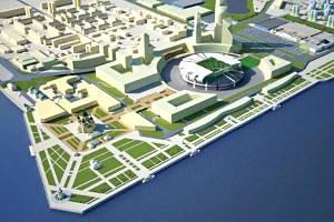 Берегоукрепительное сооружение правого берега р. Волга в Нижнем Новгороде - фото 1
