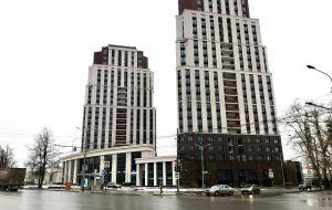 Жилой комплекс (ЖК) «АТЛАНТ СИТИ» в Нижнем Новгороде