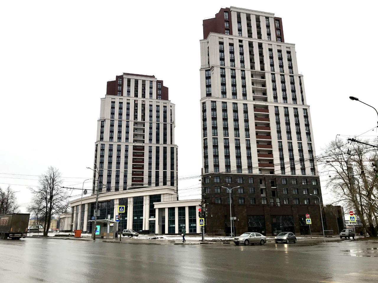В Нижнем Новгороде готов к сдаче уникальный жилой комплекс – ЖК «Атлант»