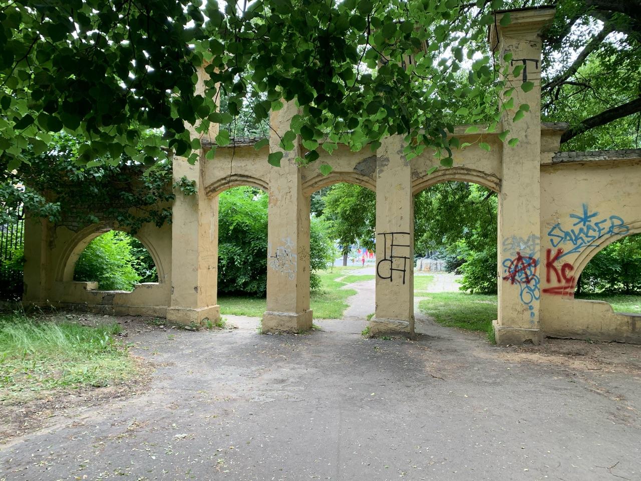 Нижегородский парк «Швейцария» благоустроит ГК «ЕКС» - фото 1