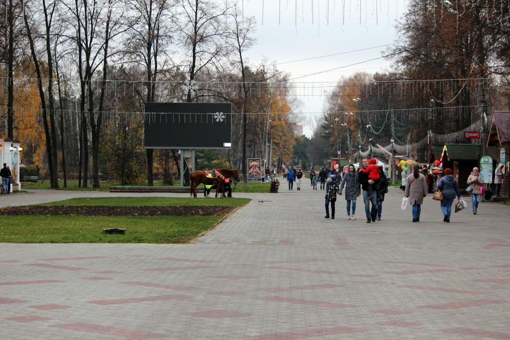 700 млн рублей собирается вложить инвестор в развитие Сормовского парка