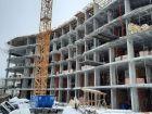 Клубный дом на Ярославской - ход строительства, фото 24, Март 2021