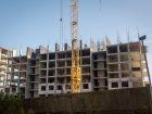 Ход строительства дома № 2 в ЖК Заречье - фото 5, Сентябрь 2021