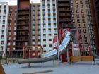 ЖК Каскад на Ленина - ход строительства, фото 197, Август 2020