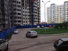 Ход строительства дома № 3 (по генплану) в ЖК На Вятской - фото 40, Октябрь 2016