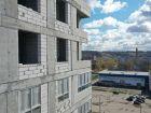 Ход строительства дома № 1 первый пусковой комплекс в ЖК Маяковский Парк - фото 31, Май 2021