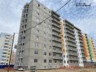 Ход строительства дома № 3 в ЖК Корабли - фото 7, Август 2021
