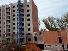 Ход строительства дома Секция 3 в ЖК Сиреневый квартал - фото 45, Ноябрь 2019
