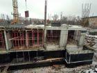 Ход строительства дома № 1 в ЖК Книги - фото 53, Ноябрь 2020