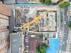ЖК ПАРК - ход строительства, фото 35, Июнь 2020