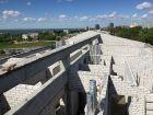 Ход строительства дома №1 в ЖК Воскресенская слобода - фото 31, Июнь 2017