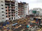 Ход строительства дома на Минина, 6 в ЖК Георгиевский - фото 10, Май 2021