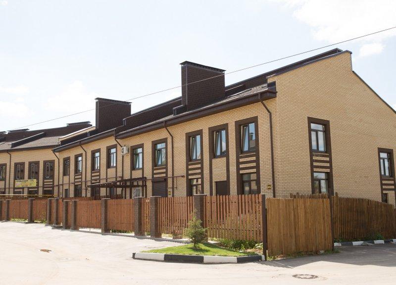 Дом 4 типа в КП Аладдин - фото 1