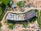 Ход строительства дома № 5 в ЖК Ватсон - фото 18, Июль 2021