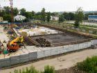 Ход строительства дома № 1 первый пусковой комплекс в ЖК Маяковский Парк - фото 95, Август 2020