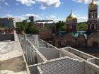 Ход строительства дома №1 в ЖК Воскресенская слобода - фото 32, Июнь 2017