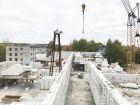 ЖК Янтарный - ход строительства, фото 17, Октябрь 2017