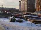 Ход строительства дома № 1 в ЖК Корица - фото 64, Декабрь 2020