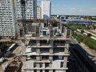 ЖК Левенцовский - ход строительства, фото 54, Август 2019