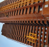 Ход строительства дома № 13 в ЖК Глобус-Юг -