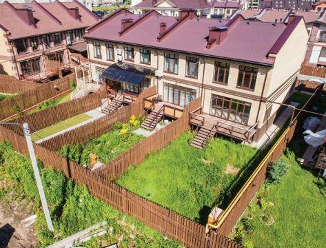 Дом № 17 (от 96 до 194 м2) в  КП Долина - фото 5