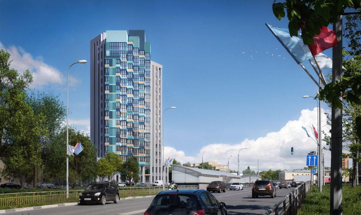 Жилой комплекс (ЖК) «С видом на Небо» в Нижнем Новгороде - фото 3